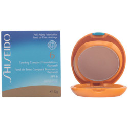TANNING compact foundation SPF6 natural