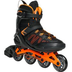 Inline Skates Inliner Fitness FIT 500 Herren acid orange