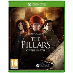Ken Follett's The Pillars of the Earth Complete Edition Microsoft Xbox One Abenteuer PEGI 16