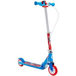 Kinderroller Scooter Play 5 Lenkbremse blau