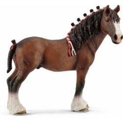 Schleich World of Nature Farm Life Pferde Clydesdale Wallach