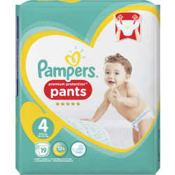 Pampers Premium Protection Pants Gr. 4 Maxi 9 15 kg