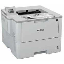 brother HL L6400DW Laserdrucker grau
