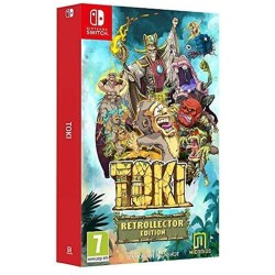 Toki Collectors Edition Nintendo Switch Abenteuer PEGI 7