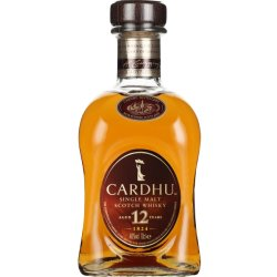 Cardhu 12 Years Old Single Malt Whisky In Gp Whisky Schottland Trocken 0 7l
