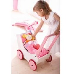 Haba Puppenwagen »Herzen« Made in Germany