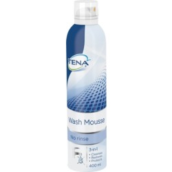 Tena Wash Mousse Spray 400ml Neue Formel (6570)