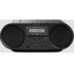 SONY ZS RS60BT Tragbarer CD Player