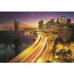 Komar Fototapete NYC Lights 368 cm x 254 cm
