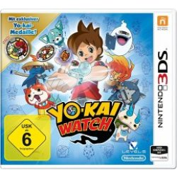 YO KAI WATCH® Special Edition inkl. Medaille