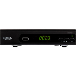 Digitalreceiver DVB C Xoro