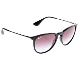 Ray Ban Erika RB4171 622 8G 54 black rubber grey gradient