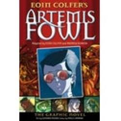 Artemis Fowl The Graphic Novel by Eoin Colfer (Paperback 2007)