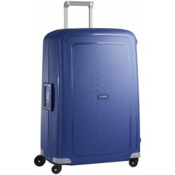 Samsonite Trolley S 39 Cure Spinner 75cm (49308 1247 Dark Blue) blau