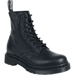 Dr. Martens 1460 Pascal With Zip Aunt Sally Boot schwarz