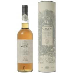 Oban 14 Years Old 0 7 L 43 vol