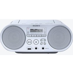 Sony »ZS PS50« Boombox (AM Tuner FM Tuner 4 W CD Laufwerk Front USB MP 3)