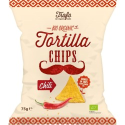 Trafo Tortilla Chips Chili bio