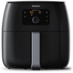 Philips HD9651 90 Avance Collection Airfryer XXL Heißluft Fritteuse schwarz