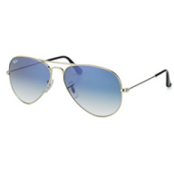 RAY BAN Sonnenbrille Aviator 3025 58