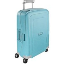 Samsonite Trolley S 39 Cure Spinner 55cm (49539 1012 Aqua) türkis