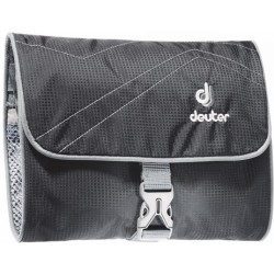 Deuter Wash Bag I Outdoor Waschbeutel black titan