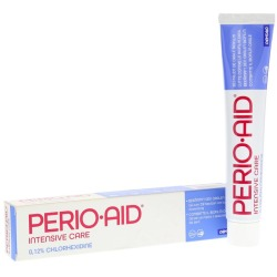 Dentaid Perio Aid Intensive Care Gel Zahnpasta 0 12 Tube 75ml