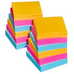Post it Super Sticky Notes 62212SY gelb 48x48mm 12x90 Bl