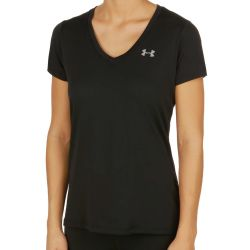 Under Armour Fitnessshirt Tech Tee schwarz S