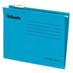Esselte 25 Hängemappen Classic Collection blau 90311