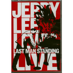 Jerry Lee Lewis Last Man Standing Live (DVD PAL Code 0)