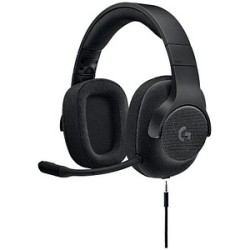 Logitech G433 DTS 7.1 Surround Sound Gaming Headset schwarz