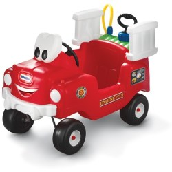 Little Tikes Spray Rescue Fire Truck