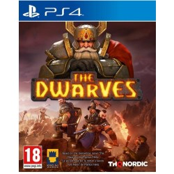 The Dwarves Sony PlayStation 4 Action PEGI 12