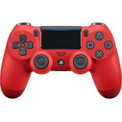Sony Dualshock 4 Wireless Controller v2 rot (PS4)