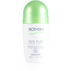DEO PURE natural protect roll on 75 ml