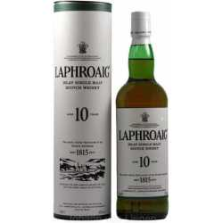 Laphroaig 10 Years Old 0 7 Ltr. 40