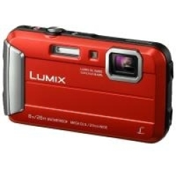 Panasonic »Lumix DMC FT30« Outdoor Kamera (Full HD 4x opt. Zoom)