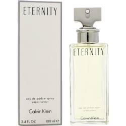 Calvin KLEIN Eternity Woman Eau de Parfum Spray 100ml