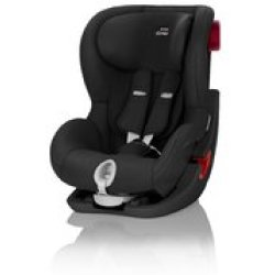 Britax Römer Kindersitz King II Black Series