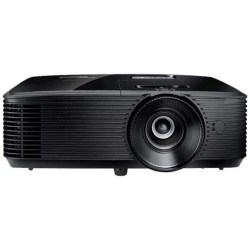Optoma HD144X Beamer Full HD 3.400 Lumen 23.000 1 Kontrast 1.1x Zoom 2x HDMI