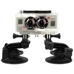 GoPro 3D HERO System marine case for camera