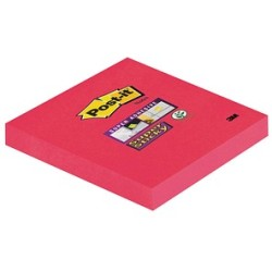 Post it® Super Sticky Haftnotizen extrastark 6546SP rot 1 St.