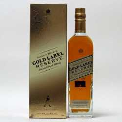 Johnnie Walker Gold Label Reserve 0 7 Ltr. 40 vol