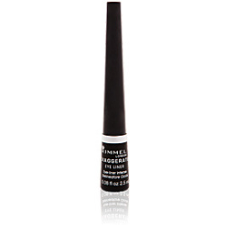 EXAGGERATE liquid eye liner 001 black