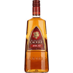 Cacique Ron Anejo Superior 0 7 L 37 5 vol