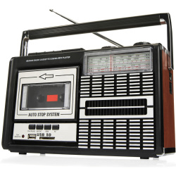 Ricatech PR85 tragbares Retro Radio