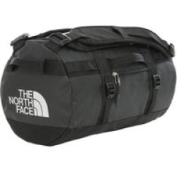 The North Face Base Camp Duffel Extra Small Reisetasche Gr 31 l schwarz