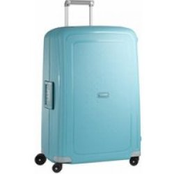 Samsonite Trolley S 39 Cure Spinner 75cm (49308 1012 Aqua) türkis