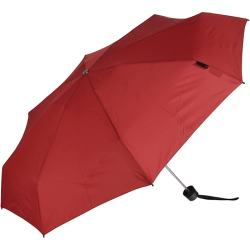 Knirps® Taschenregenschirm »T.010 Small Manual Dark Red«